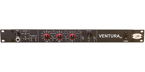 Ventura SE Mic Preamp, Instrument Preamp / DI, EQ
